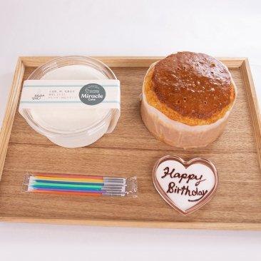 ミラクルケーキ*手作りキット