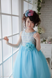 <img class='new_mark_img1' src='https://img.shop-pro.jp/img/new/icons53.gif' style='border:none;display:inline;margin:0px;padding:0px;width:auto;' />子供ドレス ピアノ発表会ドレス 5-337(130cm) ターコイズ