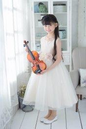<img class='new_mark_img1' src='https://img.shop-pro.jp/img/new/icons53.gif' style='border:none;display:inline;margin:0px;padding:0px;width:auto;' />子供ドレス ピアノ発表会ドレス 3-135 (110cm) ローズ/アイボリー