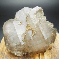 ジャカレー・エレスチャル水晶・浄化と癒やしの強力なエネルギー!写真現物をお届け。362g