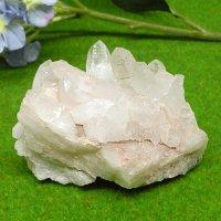 クル産ヒマラヤ水晶クラスター183g・やわらかなエネルギー・写真現物をお届け