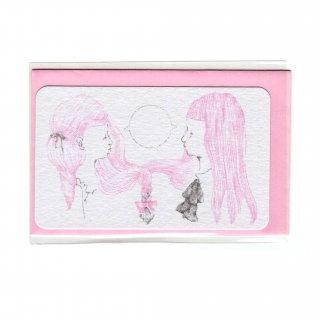 girls talk(mini card)