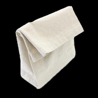 帆布箱袋(ナチュラル)