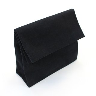 帆布箱袋(ブラック)