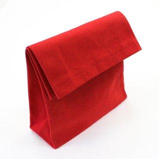 帆布箱袋(レッド)