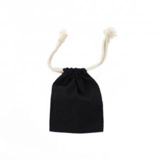 ミニ巾着(ブラック)
