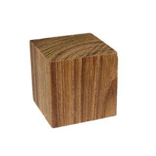 はんこ用木材(30×30×30mm)