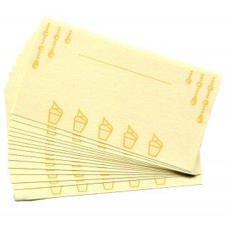 メッセージカード カップケーキ