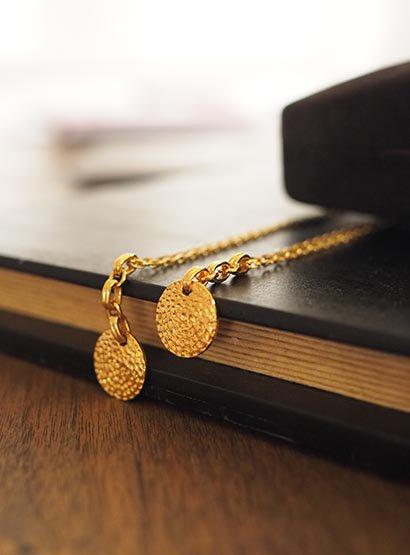 MARIA BLACK JEWELLERY fragola necklace