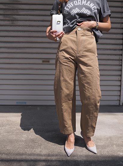 SAYAKA DAVIS '21SS Cocoon pants