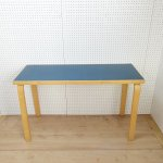 (I様商談中商品)Alvor Aalto/アルバー・アアルト テーブル(ブルー)