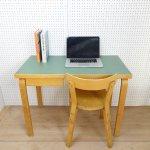 Alvor Aalto/アルバー・アアルト テーブル(ミントグリーン)