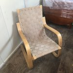 (商談中商品)Alvar Aalto/アルバー・アアルト Chair 406