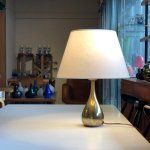 <img class='new_mark_img1' src='https://img.shop-pro.jp/img/new/icons5.gif' style='border:none;display:inline;margin:0px;padding:0px;width:auto;' />Mauri Almari /マウリ・アルマリ Desk Lamp Idman