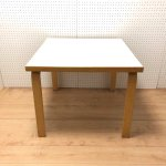 Alvor Aalto Coffee Table ホワイト ラミネート