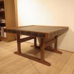 Jens.H.Quistgaard/イェンスクイストゴー テーブル
