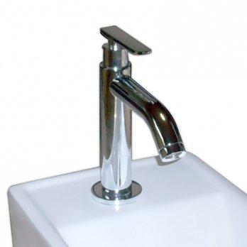 Ambest 洗面手洗ボウル用円形シングルレバー単水栓立水栓 FS0171