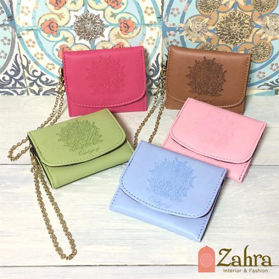 Qutyjoy* mini purse〔クリックポストOK〕
