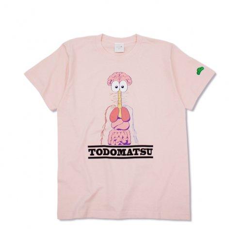 おそ松さん / Tシャツ スケルトンver / トド松