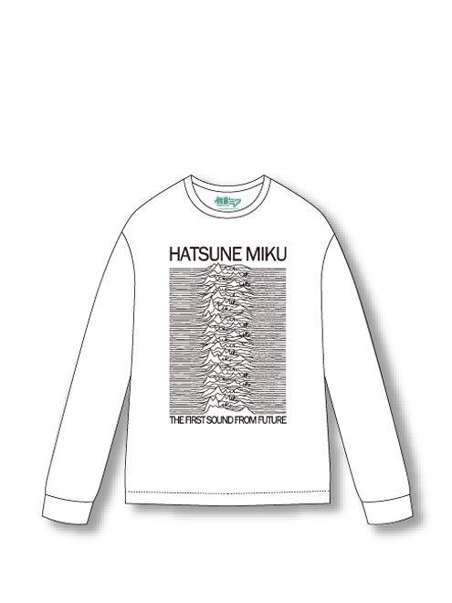 初音ミク / MIKU PLEASURES L/S Tシャツ