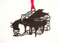 音楽ブックマーク 猫とピアノ