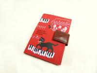 猫とピアノ カードケース