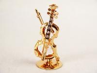 バイオリン スワロフスキー オーナメント