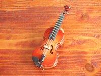 バイオリン ピンバッジ