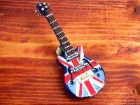 UK エレキギター ピンバッジ