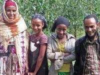 [9月20日以降配送]エチオピア ジンマ ナノ・チャラ・ウォッシングステーション (washed) 中煎り