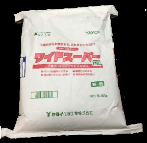 内装上下兼用パテ ワイドスーパー120(白)6.4kg