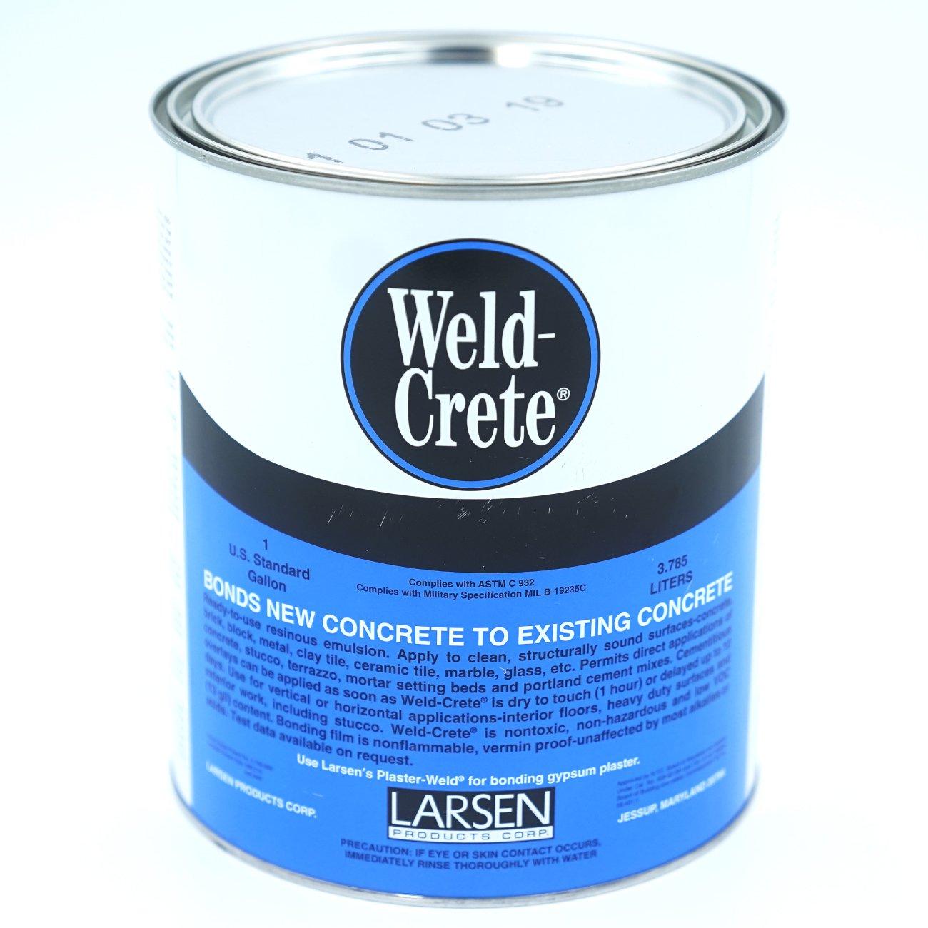 ウェルド・クリート(下地接着剤) 浸透性の弱い下地面の為のボンド