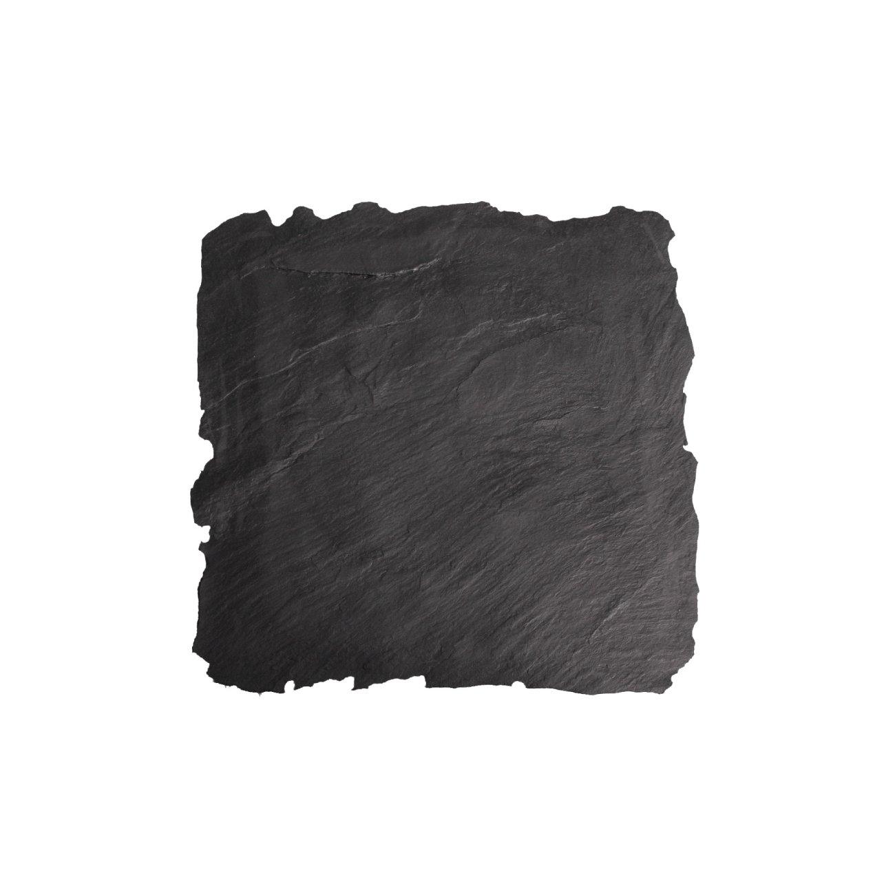 ライトスレートスタンプ(黒)45�×45�