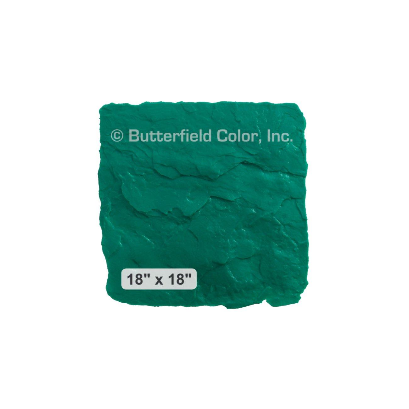 ハードスレートスタンプ(緑)45�×45�