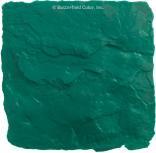 ハードスレートスタンプ(緑)90�×90�