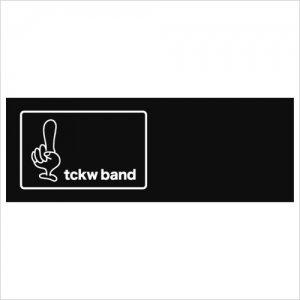 tckw band フェイスタオル<img class='new_mark_img2' src='//img.shop-pro.jp/img/new/icons22.gif' style='border:none;display:inline;margin:0px;padding:0px;width:auto;' />