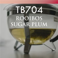【Teabag】ルイボスシュガープラム  10P