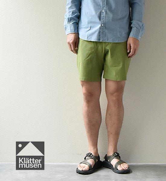 "【KLATTERMUSEN】 クレッタルムーセン Vanadis Shorts ""2Color"""