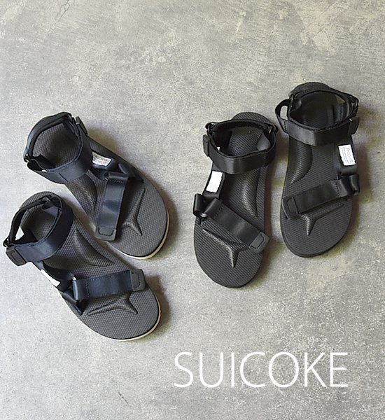 "【SUICOKE】 スイコック DEPA Sandal ""2Color"""