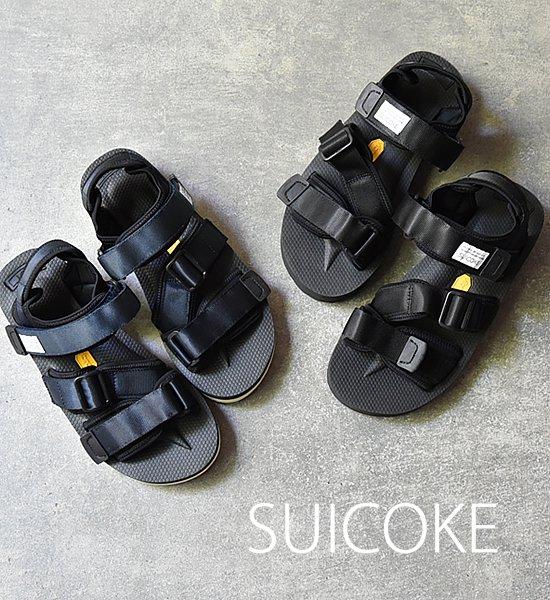 """【SUICOKE】 スイコック KISEE-V Sandal """"2Color"""""""