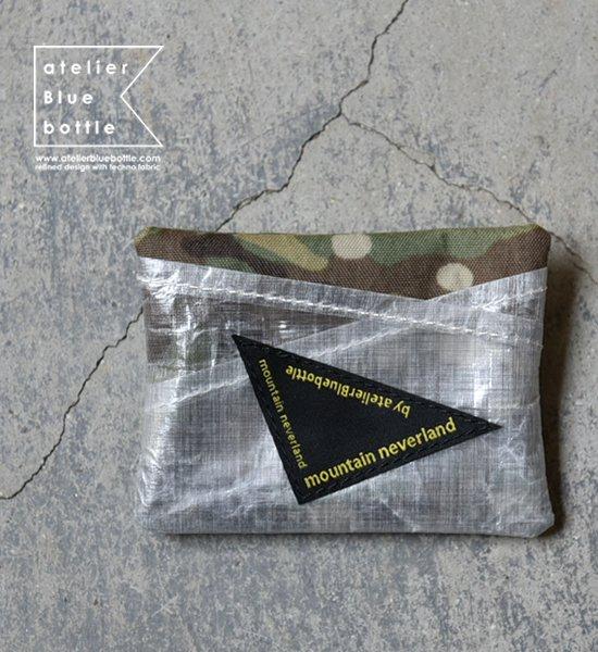 "【atelier Blue bottle】 アトリエブルーボトル Hiker's Wallet ""2Color"" ※メール便可"