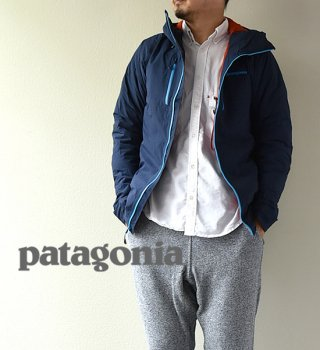 <img class='new_mark_img1' src='https://img.shop-pro.jp/img/new/icons13.gif' style='border:none;display:inline;margin:0px;padding:0px;width:auto;' />【patagonia】 パタゴニア Men's Stretch Nano Storm Jacket