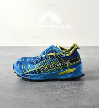 "<img class='new_mark_img1' src='https://img.shop-pro.jp/img/new/icons13.gif' style='border:none;display:inline;margin:0px;padding:0px;width:auto;' />【LA SPORTIVA】 ラ・スポルティバ Mutant ""Blue/Sulphur"""