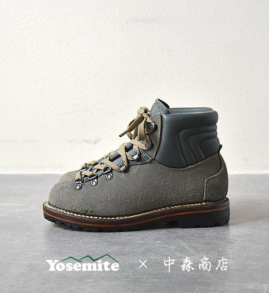 "【Eigerace Mountainboots 中森商店×Yosemite】 アイガーエイス×ヨセミテ AR-4 Light Mountain Boots ""Gray"""