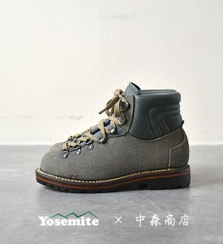 "【Eigerace Mountainboots 中森商店×Yosemite】 アイガーエイス×ヨセミテ AR-4 Light Mountain Boots ""Gray"""