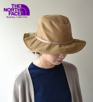<img class='new_mark_img1' src='https://img.shop-pro.jp/img/new/icons13.gif' style='border:none;display:inline;margin:0px;padding:0px;width:auto;' />【THE NORTH FACE PURPLE LABEL】 ノースフェイスパープルレーベル WINDSTOPPER® Flannel Wire Hat