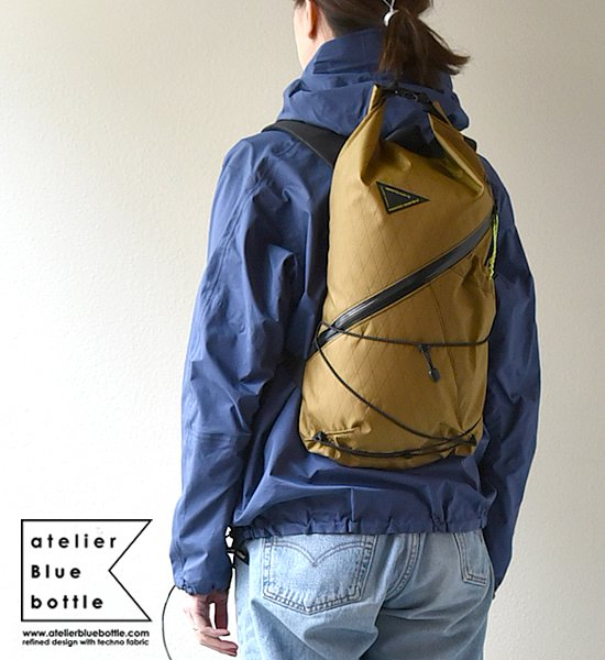 """【atelier Blue bottle】 アトリエブルーボトル Pac-1 """"2color"""""""