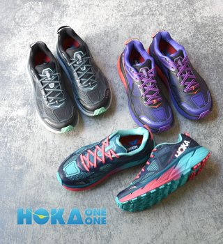 【HOKA ONE ONE】 ホカオネオネ women's Challenger Art 3