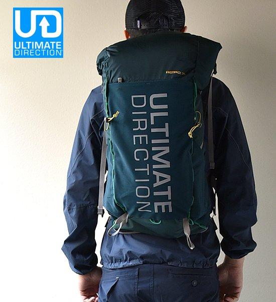 【ULTIMATE DIRECTION】 アルティメイトディレクション Fastpack35