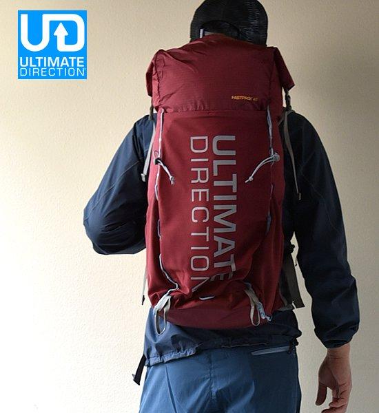 【ULTIMATE DIRECTION】 アルティメイトディレクション Fastpack45
